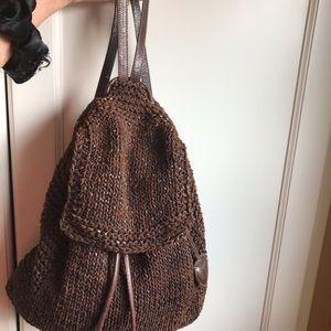 Italian purse, genuine leather